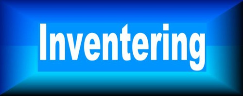 Stängt Fredag 27 April För Inventering!
