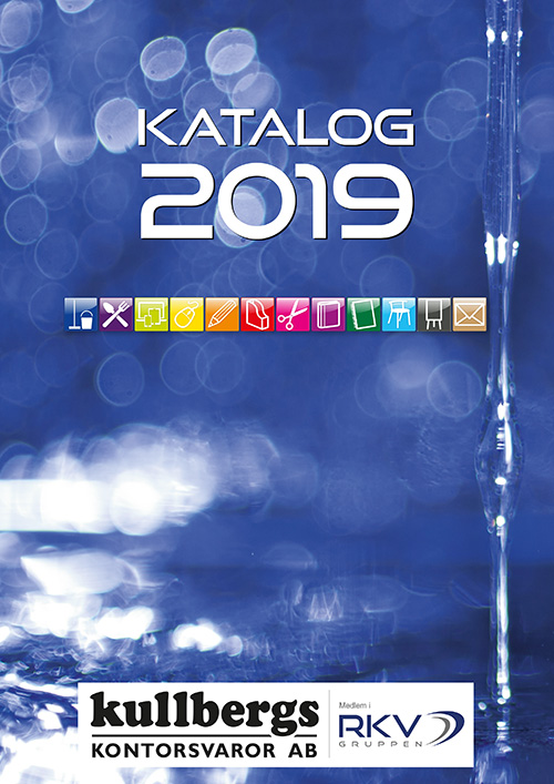 Ny Katalog 2019!