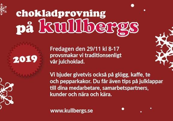 Julklappar Och Chokladprovning!